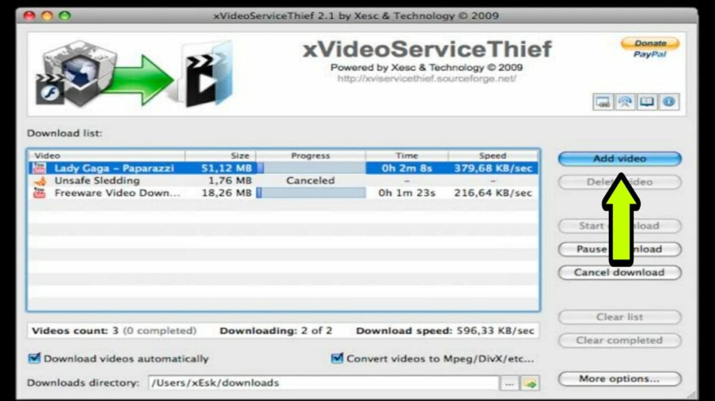 xvideoservicethief ubuntu softwar
